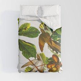 Yellow-billed Cuckoo Bird Comforters
