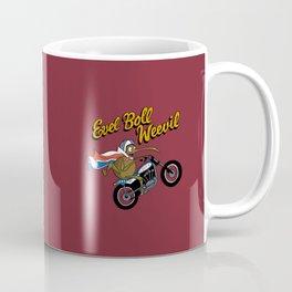 Evel Boll Weevil Coffee Mug