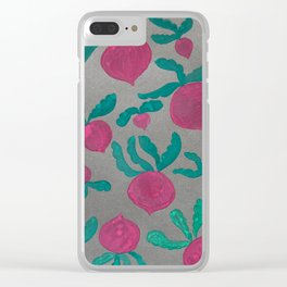 Beets Clear iPhone Case