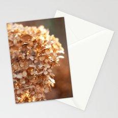 Winter Hydrangea III Stationery Cards