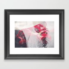 My Rose Framed Art Print