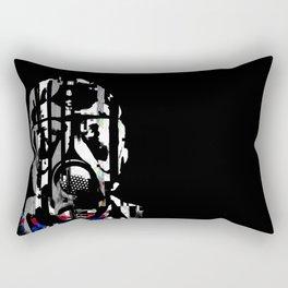 fumes of decay Rectangular Pillow
