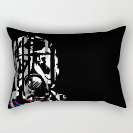 fumes of decay Rectangular Pillow