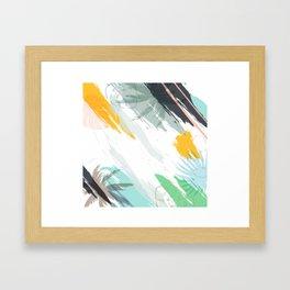 Paint art Framed Art Print