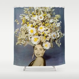 Floral Fashions Shower Curtain