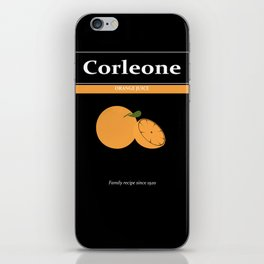 Family Recipe iPhone Skin