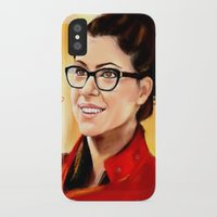 cosima iPhone & iPod Cases featuring Cosima by Monika Gross