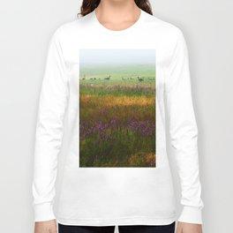 Hidden in the Mist Long Sleeve T-shirt