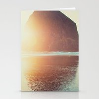 kurt cobain Stationery Cards featuring This is where I want to be... by Kurt Rahn