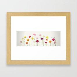 whispering spring Framed Art Print