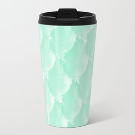 Mint Scallop Travel Mug