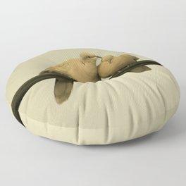loving doves Floor Pillow