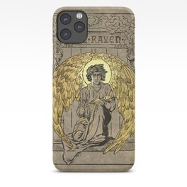 The Raven. 1884 edition cover iPhone Case