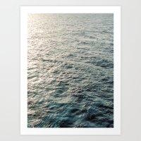 Ocean No. 1 Art Print