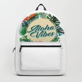 Aloha Vibes - POSITIVE VIBRATIONS Backpack
