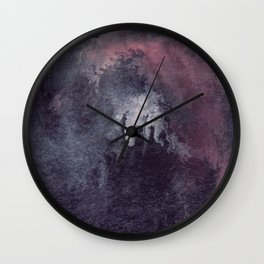 Into the Void Wall Clock