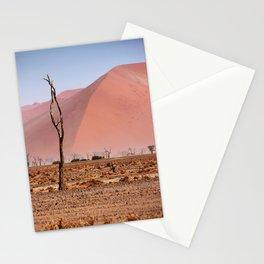 NAMIBIA ... pastel tones II Stationery Cards