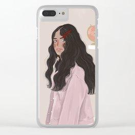 Jô Clear iPhone Case