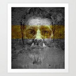 Rosario - bounded series Art Print