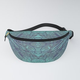 Breaking Through the Wall Fanny Pack