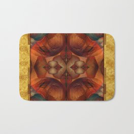 Chimera Gold & Blood Bath Mat