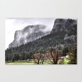 Wolf Creek Pass Canvas Print