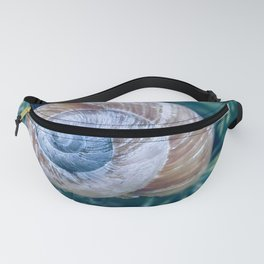 Time in a shell II Fanny Pack