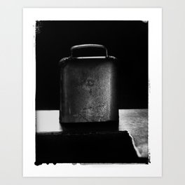 COWBELL, SWITZERLAND Art Print