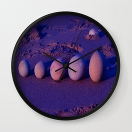 Our little family Wall Clock