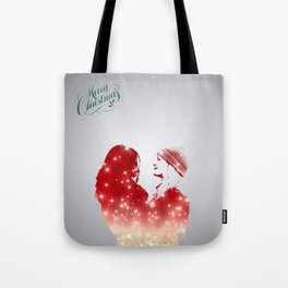 SwanQueen Christmas Edition Tote Bag