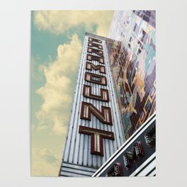 Paramount - Oakland, CA Poster