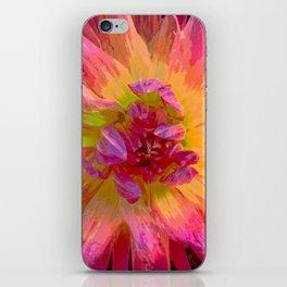 "Extreme Dahlia ""Hollyhill Margarita"" iPhone Skin"