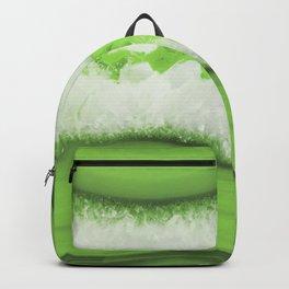Greenery Agate Backpack