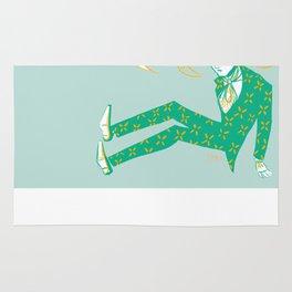 Dead man's kawajiri Rug