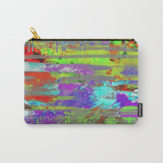 Colour Injection II Carry-All Pouch