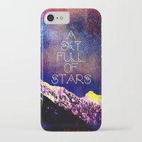 coldplay iPhone & iPod Cases featuring A Sky Full of Stars - for iphone by Vertigo