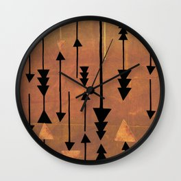 Decker Canyon Wall Clock
