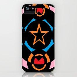 Unique Art Colouring iPhone Case