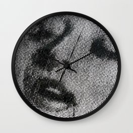 There is Nothing More Attractive Than a Decent Human Being Wall Clock
