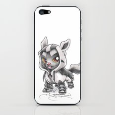 Almighty Pooch iPhone & iPod Skin