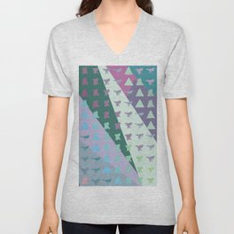 wrecking bird Unisex V-Neck