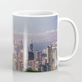 Hongkong sunset 2 Coffee Mug