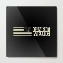 U.S. Military: Combat Medic Metal Print
