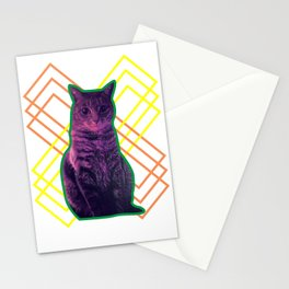 Momo the Cat Stationery Cards