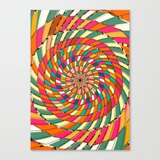 Delayed Canvas Print