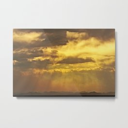Dispersion Metal Print