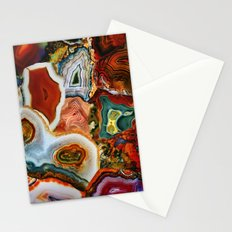 The Earth for the all-pervading Skies, the Moon and the Sun Stationery Cards