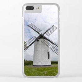 Ashton windmill Clear iPhone Case