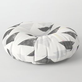 Light to Angles Floor Pillow