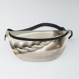 Anchor chain in detail Fanny Pack